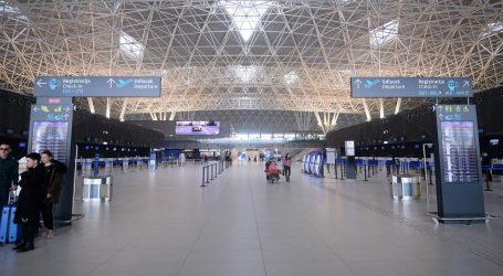 Zagrebačka zračna luka provodi mjere zaštite putnika i zaposlenika