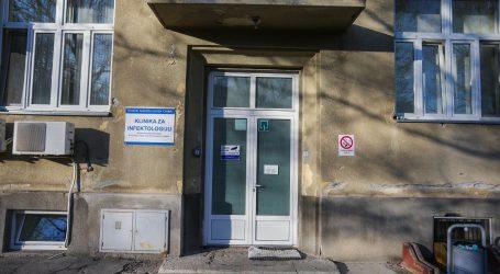 Pacijent u osječkoj bolnici nije zaražen koronavirusom