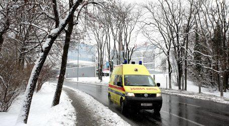 ISPRED KBC ZAGREB: Tijelo pokojnice ispalo iz vreće i palo na glavu