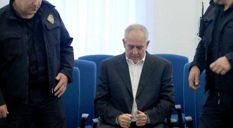 SLUČAJ FIMI MEDIA: Sanader ponovno odbacio krivnju