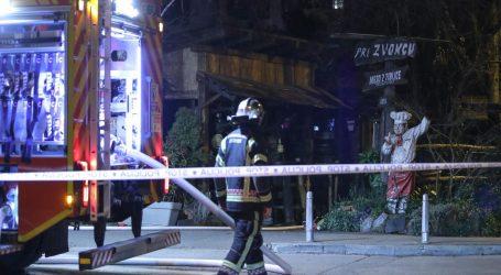 """Vlasnica zagrebačkog restorana koji je sinoć gorio: """"U velikom smo šoku, no svi smo živi i zdravi"""""""