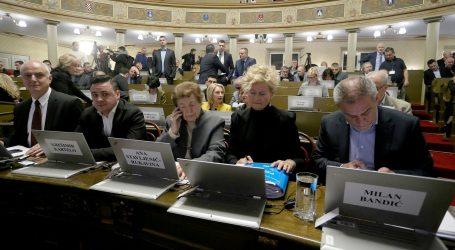 GUP: HDZ poslao 15, Bandićeva stranka čak 65 amandmana