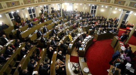 Raspravom o GUP-u nastavalja se sjednica Gradske skupštine