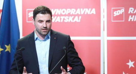 I Bernardić komentirao članstvo Jelenića u masonima