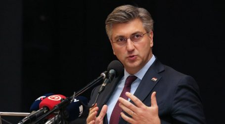 Plenković ne očekuje Bandićevu odmazdu nakon rušenja GUP-a