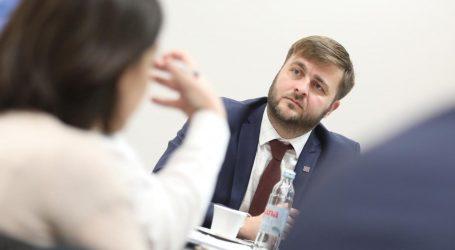 """Ćorić o kandidaturi za šefa zagrebačkog HDZ-a: """"Ne zatvaram tu mogućnost"""""""