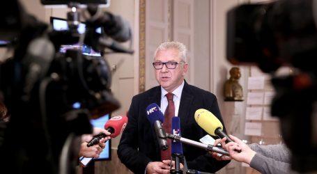 Ostojić od DORH-a traži da ispitaju predsjednicu u odlasku zbog optužbi na Lozančićev račun