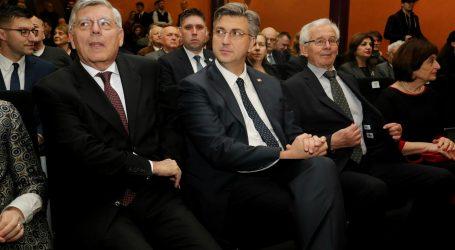 Premijer Plenković sudjelovao na obilježavanju Dana Matice hrvatske
