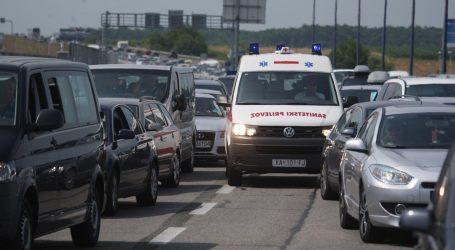 Sanitetski prijevoz u Zagrebu od srijede u štrajku