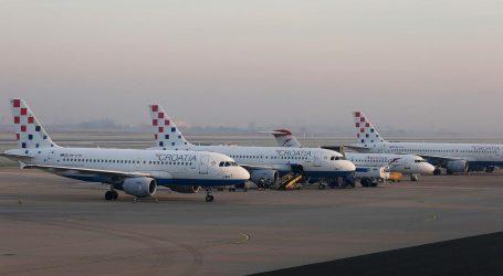 """CROATIA AIRLINES: """"Nastavljamo obavljati sve planirane letove u sva europska odredišta"""""""