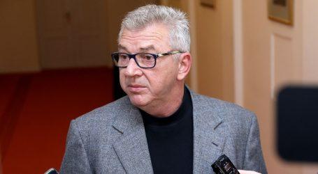 """OSTOJIĆ: """"DORH treba utvrditi zašto je smijenjen Lozančić"""""""