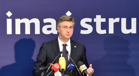 Plenković zbog koronavirusa sazvao hitan sastanak s članovima Kriznog stožera
