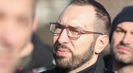 TOMAŠEVIĆ 'Kandidirat ću se za gradonačelnika Zagreba'