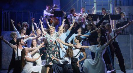 """Mjuzikl """"Evita"""" za Međunarodni dan žena u Lisinskom"""