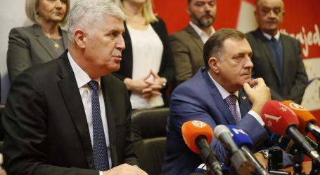 Kriza u BiH: Dodik i Čović traže promjene u Ustavnom sudu