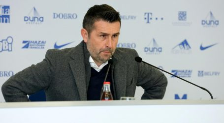 Bjelica ljutit i s malo riječi odradio presicu nakon utakmice s Osijekom