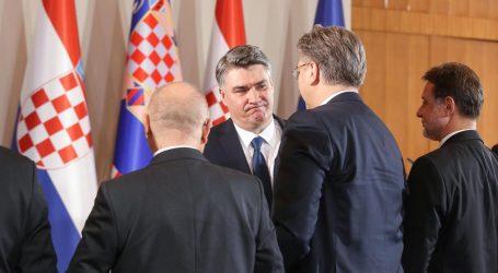 Svjetske agencije šturo o Milanovićevoj inauguraciji