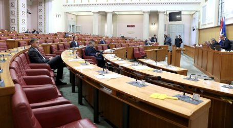 Sastanak vladajuće koalicije uoči glasanja u Saboru, hoće li danas biti kvoruma?