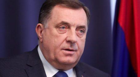 Dodik tvrdi da mu je američki veleposlanik prijetio