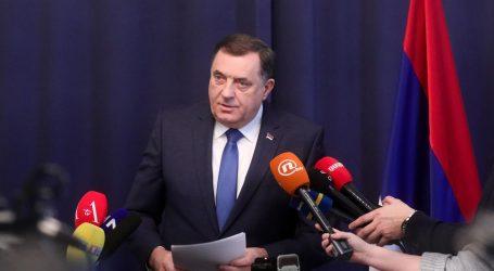 BIH: Dodik poziva na pregovore, Izetbegović neće razgovarati dok ne prestanu blokade