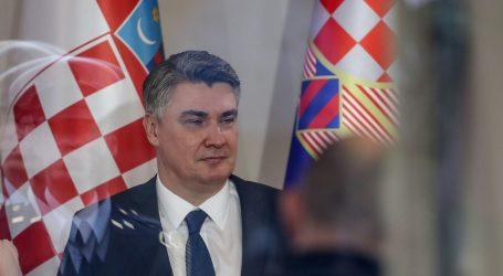 Prozivke i negodovanje zbog imenovanih savjetnika predsjednika Milanovića