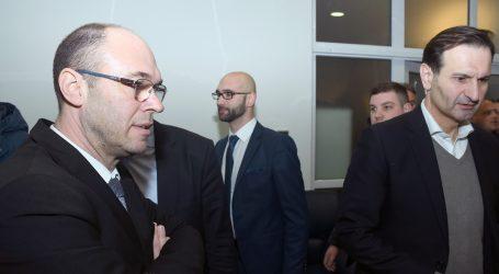 Miro Kovač sa svojim timom predao potpise za izbore u HDZ-u