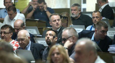 Prošli svi amandmani MIlana Bandića i HDZ-a
