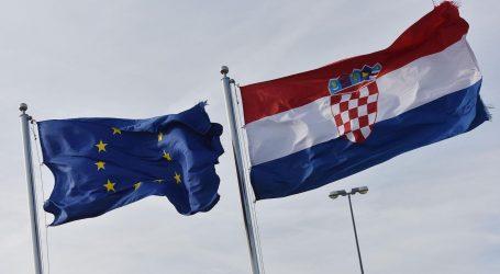 Hrvatska jutros postavila ogradu na granici s Bosnom i Hercegovinom