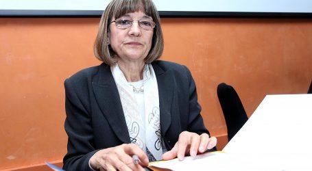 Zdravka Bušić izjavila da bi HDZ trebao bolje filtrirati koga primaju u stranku