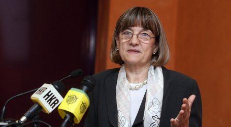 Zdravka Bušić kandidatkinja za potpredsjednicu HDZ-a