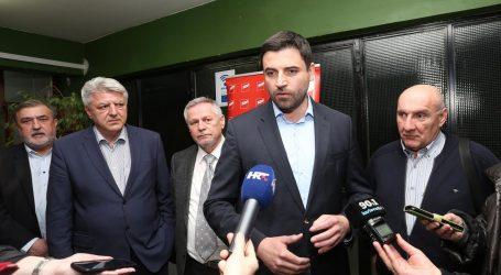 """BERNARDIĆ U KARLOVCU: """"Po preuzimanju vlasti povećat ćemo plaće i mirovine"""""""