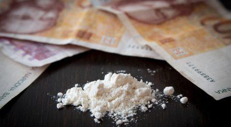ZAGREB: U 5 godina utrostručena potrošnja kokaina
