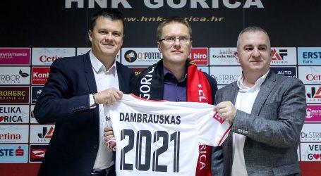 Prvi litavski trener u povijesti Prve HNL, Dambrauskas novi strateg Gorice