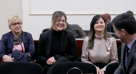 AFERA AGRAM: Dijana Pripuz odbila svjedočiti, u sudnici Sandra Perković