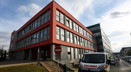 Crveno krilo KBC-a Zagreb nova je karantena u slučaju većeg broja zaraženih