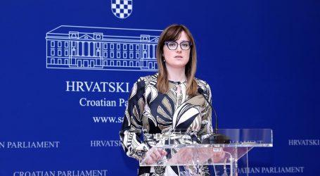"""JOSIĆ KRITIZIRALA SDP-OVU GRADONAČELNICU: """"Ugrožava život djece"""""""