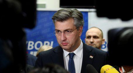 Plenković podnio tužbe protiv Povjerenstva za odlučivanje o sukobu interesa