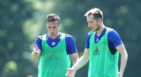 Hajrović i Gavranović normalno trenirali nakon kućne karantene