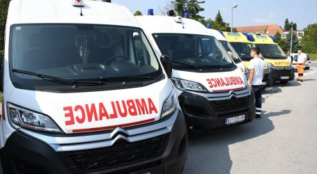 Grad Zagreb dao jamstvo za zaduživanje Nastavnom zavodu za hitnu medicinu za nabavu 70 vozila