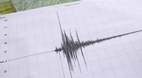 Jak potres pogodio Dalmaciju, epicentar kod Knina