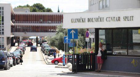 U KBC Split jučer primljena još jedna osoba pod sumnjom na zarazu koronavirusom