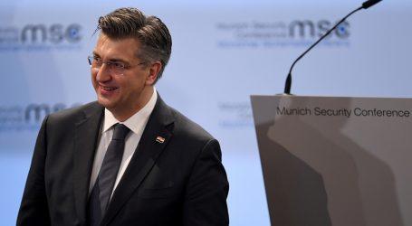 Plenković bi predsjednici uredio Visoku i primio je natrag u HDZ