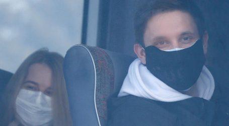 Pregledani autobusi s učenicima iz Omiša i Splita, svi su zdravi