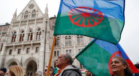 Mađari prosvjedovali protiv Orbanove antiromske kampanje