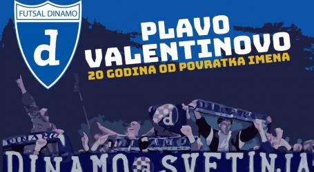Futsal Dinamo poziva na dvadesetu obljetnicu povratka imena Dinamo