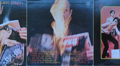 1981. novi Čorbin album jer 'nemoj srećo nemoj danas'