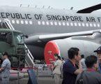 VIDEO: Posjetimo izložbu letjelica u Singapuru
