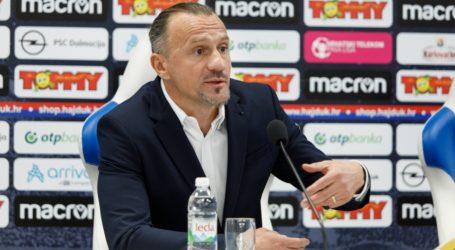"""STANIĆ: """"Nema što se nije vezalo za Hajduk, samo fale masoni da priča bude potpuna"""""""