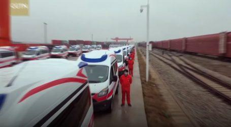 VIDEO: Razni oblici pomoći stižu u Wuhan