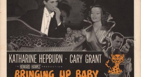 Premijera luckaste komedije 'Silom dadilja' bila je u veljači 1938.